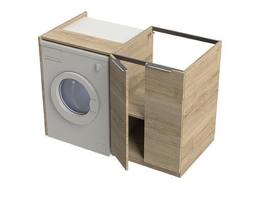 meuble de salle de bain duo cedam