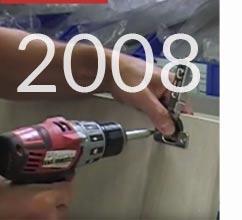 historique cedam 2008