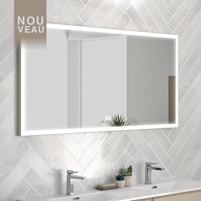 miroir eclairant cedam