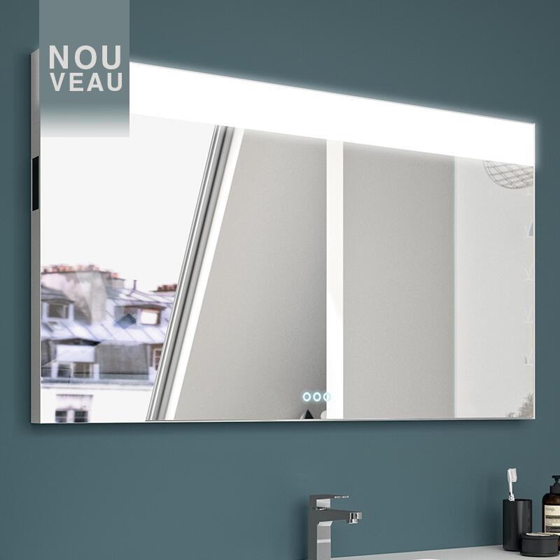 miroir led connecte bluetooth cedam