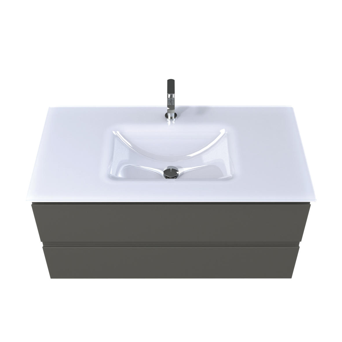 Verre blanc alpin | Meubles de salle de bains, baignoires, fabricant ...