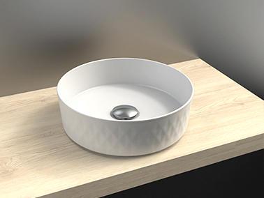 vasque à poser céramique cedam