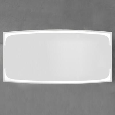 Miroir LED Eternity, Largeur 140 cm