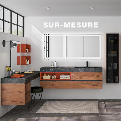 Collection sur mesure Extenso Cedam