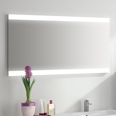 Miroir LED, Largeur 120 cm