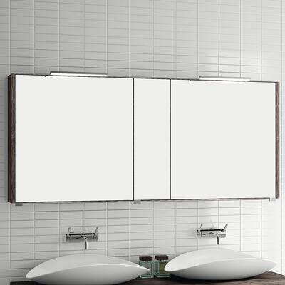 Armoire de toilette Harmonie, Largeur 140 cm