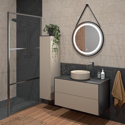 meuble salle de bain iconik gres cerame cedam