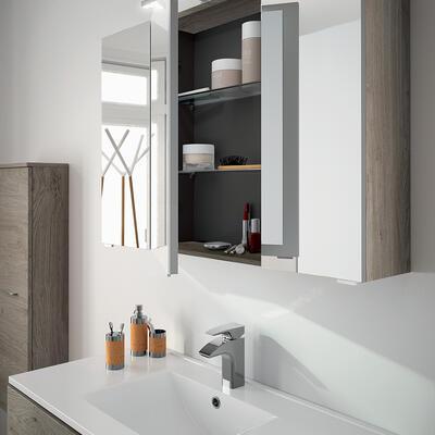 armoire de toilette cedam