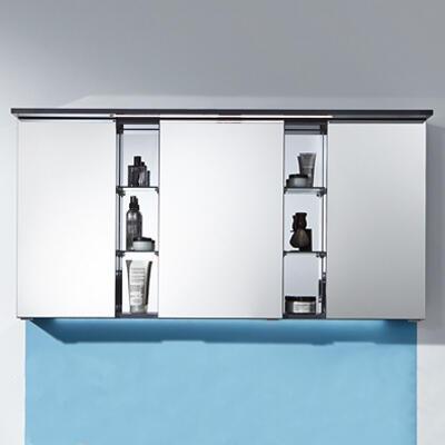 Armoire de toilette Lotus, Largeur 130 cm