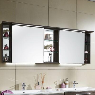 Armoire de toilette Lotus, Largeur 170 cm