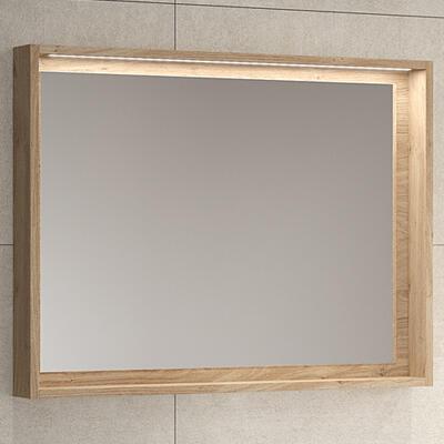 Miroir bois Origine, Largeur 90 cm