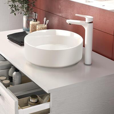 plateau et vasque a poser meuble salle de bain cedam