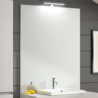Miroir sur plan, Largeur 90 cm