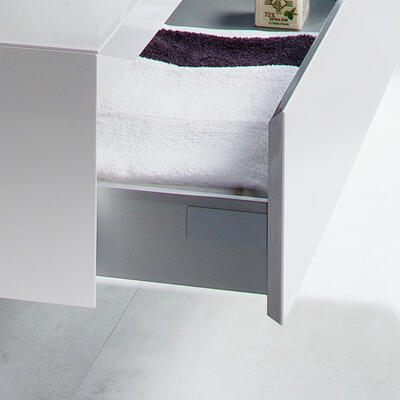 Collection Plazza, Blanc brillant