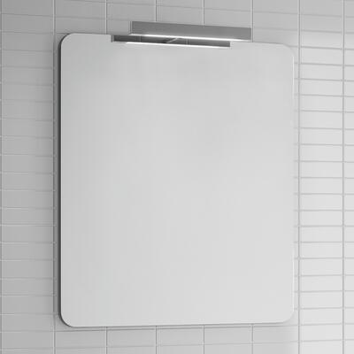 Miroir sur panneau Riva, Largeur 60 cm