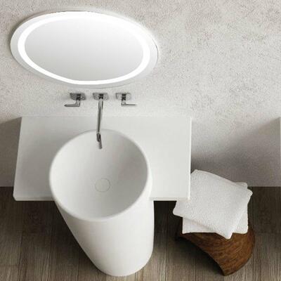 Vasque colonne Feroe