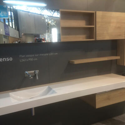 Stand Cedam Idéobain 2015 - Collection Extenso