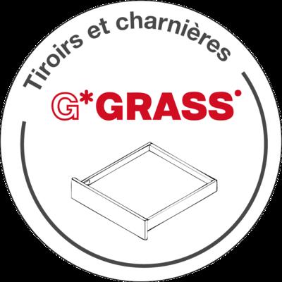 tiroir grass