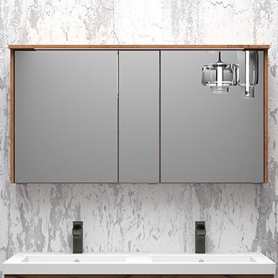 armoire de toilette zoé 120 cm cedam