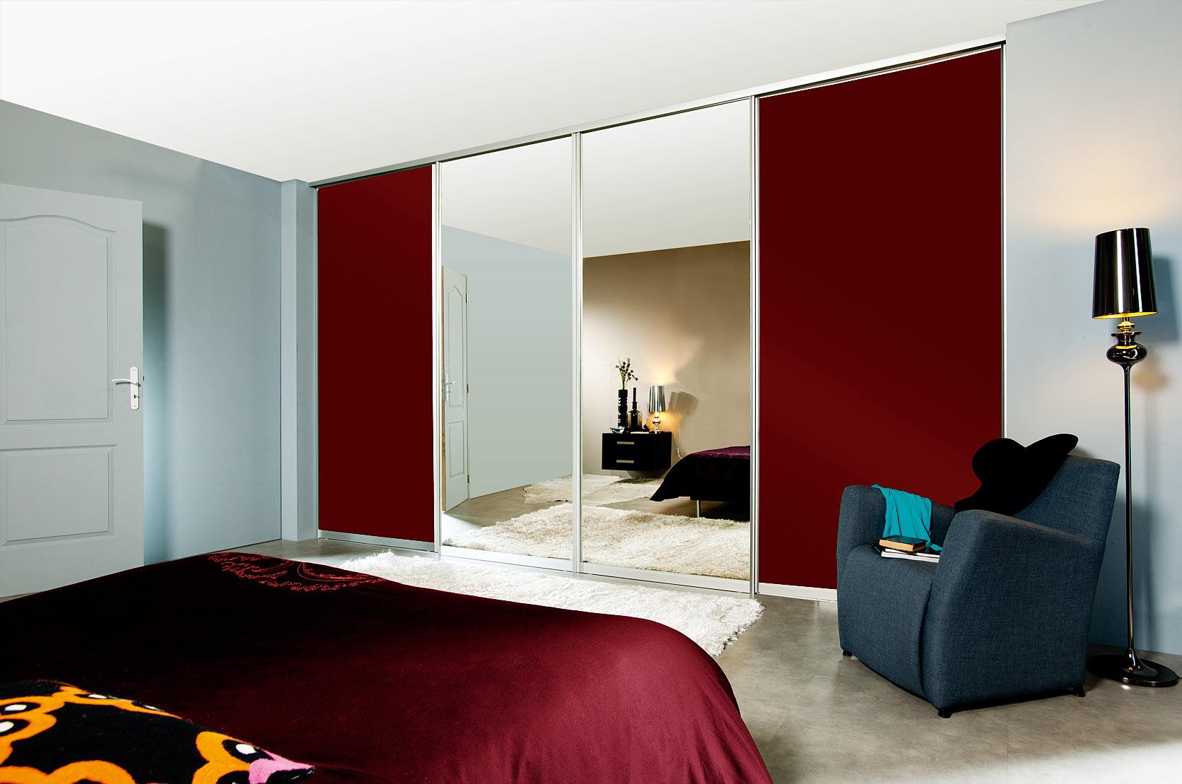 Chambre A Coucher Porte Coulissante - Fashion Designs
