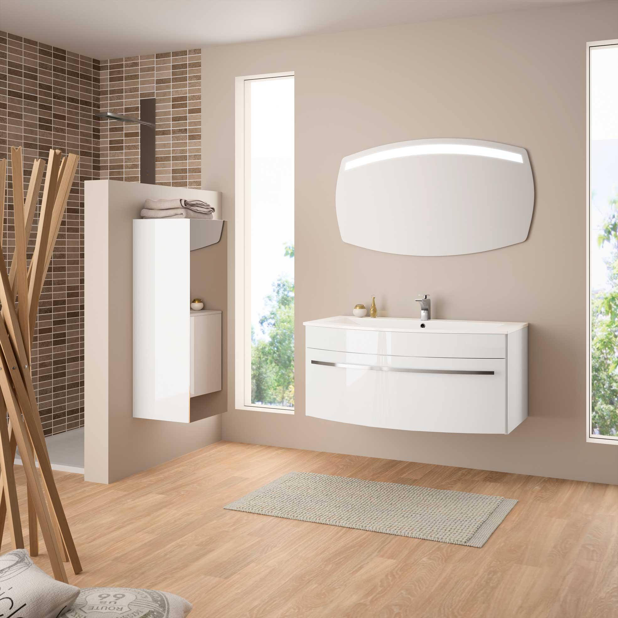 Cintra meubles de salle de bains baignoires fabricant for Fabricant salle de bain