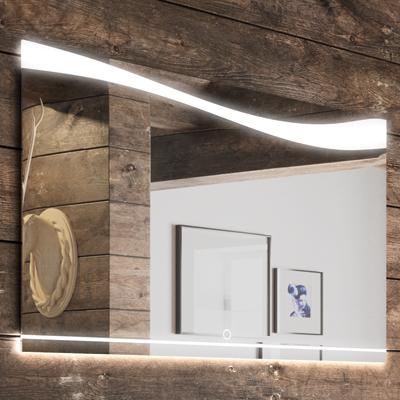 Miroir LED Curl