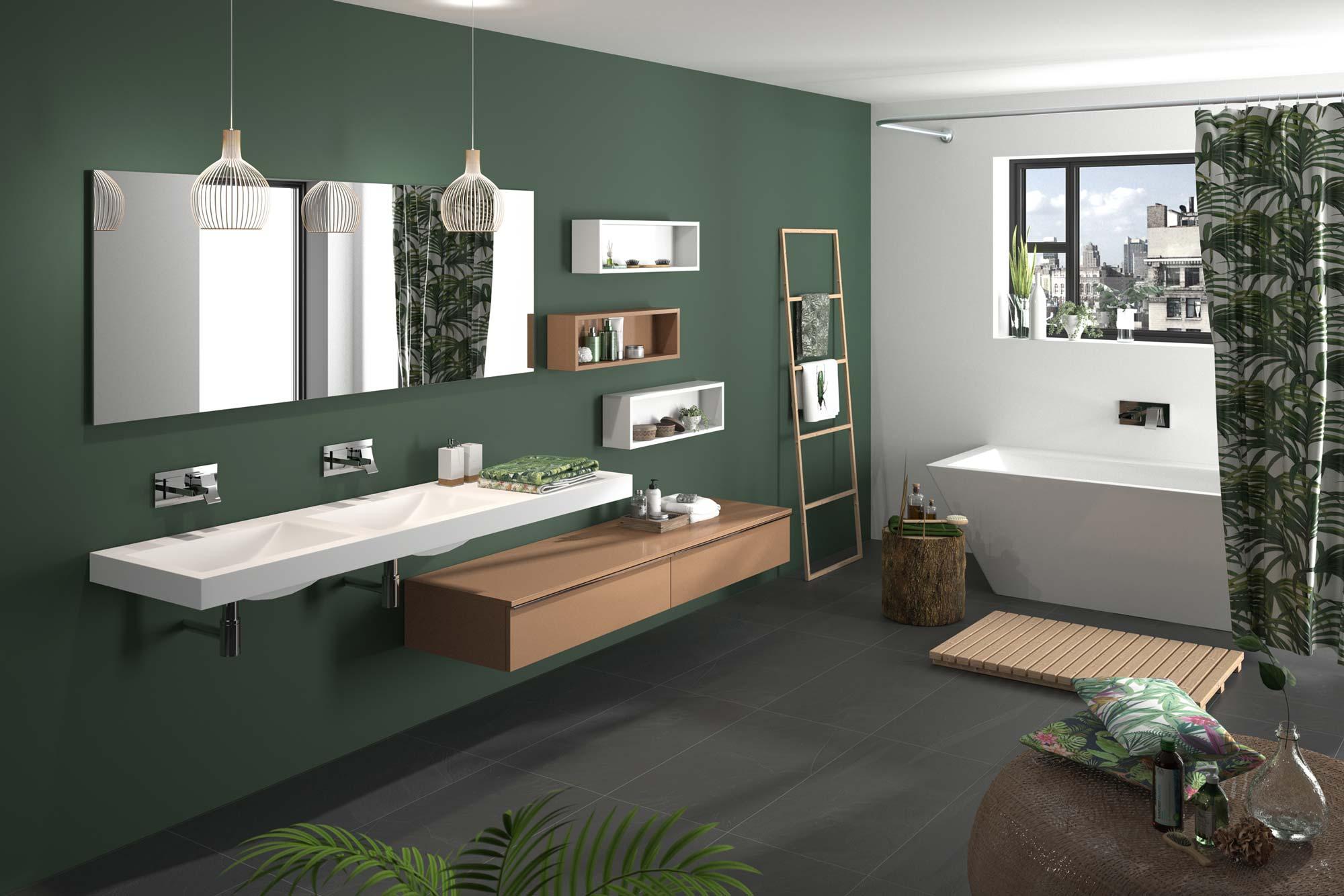 extenso meubles de salle de bains baignoires fabricant fran ais cedam. Black Bedroom Furniture Sets. Home Design Ideas