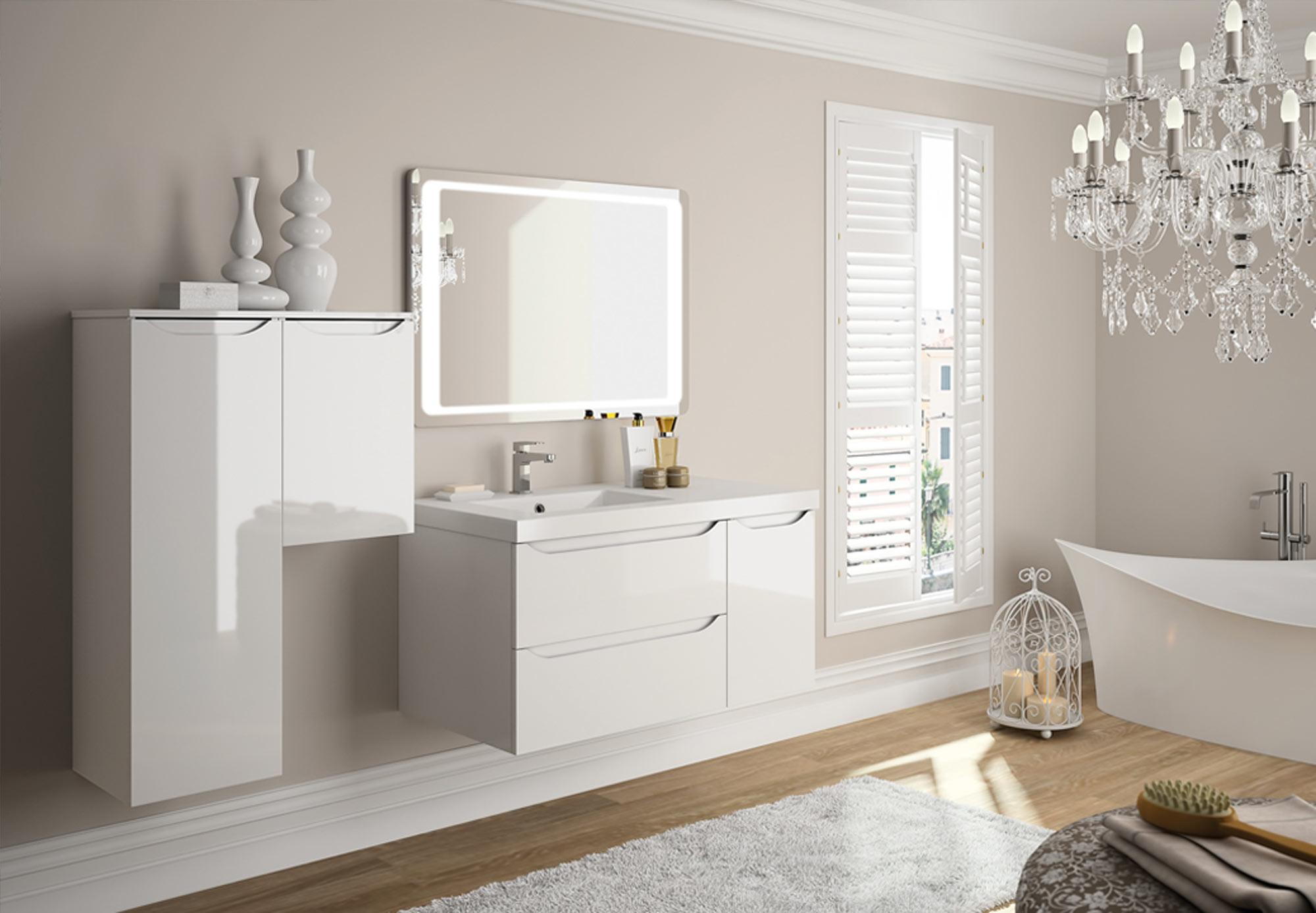 meuble salle de bain cedam feeling