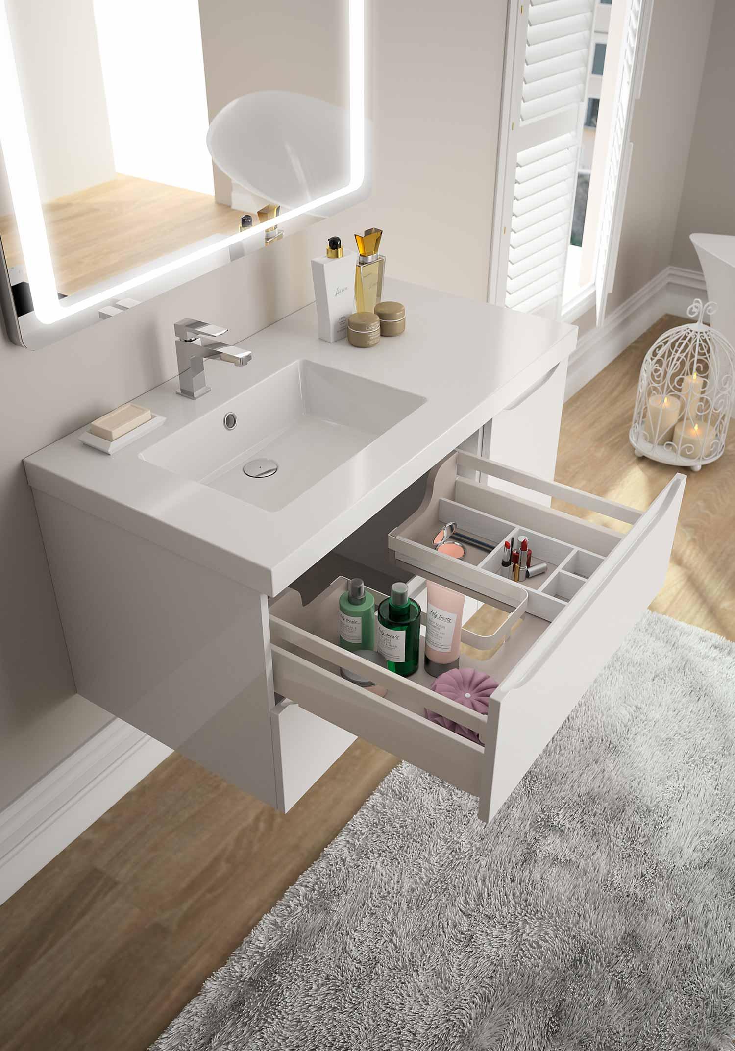 feeling meubles de salle de bains baignoires fabricant fran ais cedam. Black Bedroom Furniture Sets. Home Design Ideas