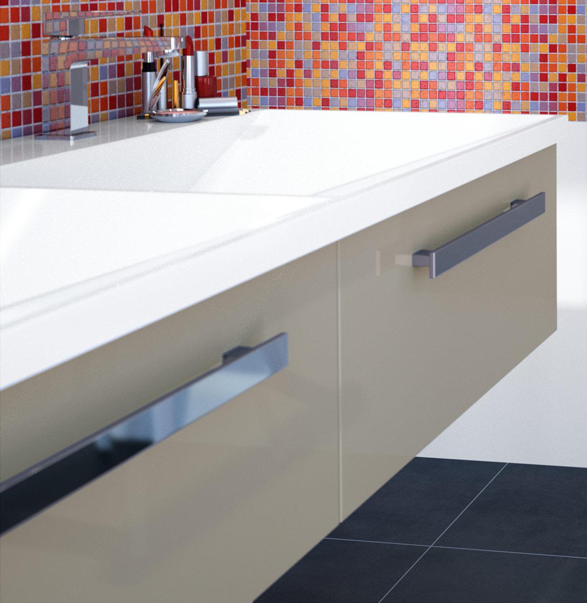 Poignée De Meuble Originale poignées | meubles de salle de bains, baignoires, fabricant